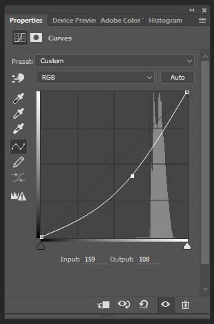 30 curve